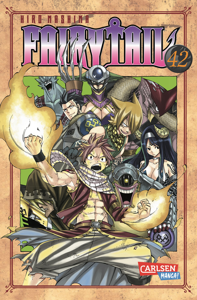 Fairy Tail Band 42