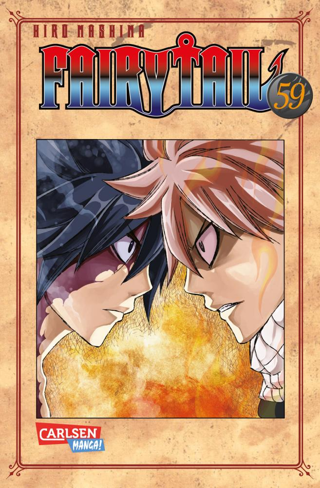 Fairy Tail Band 59