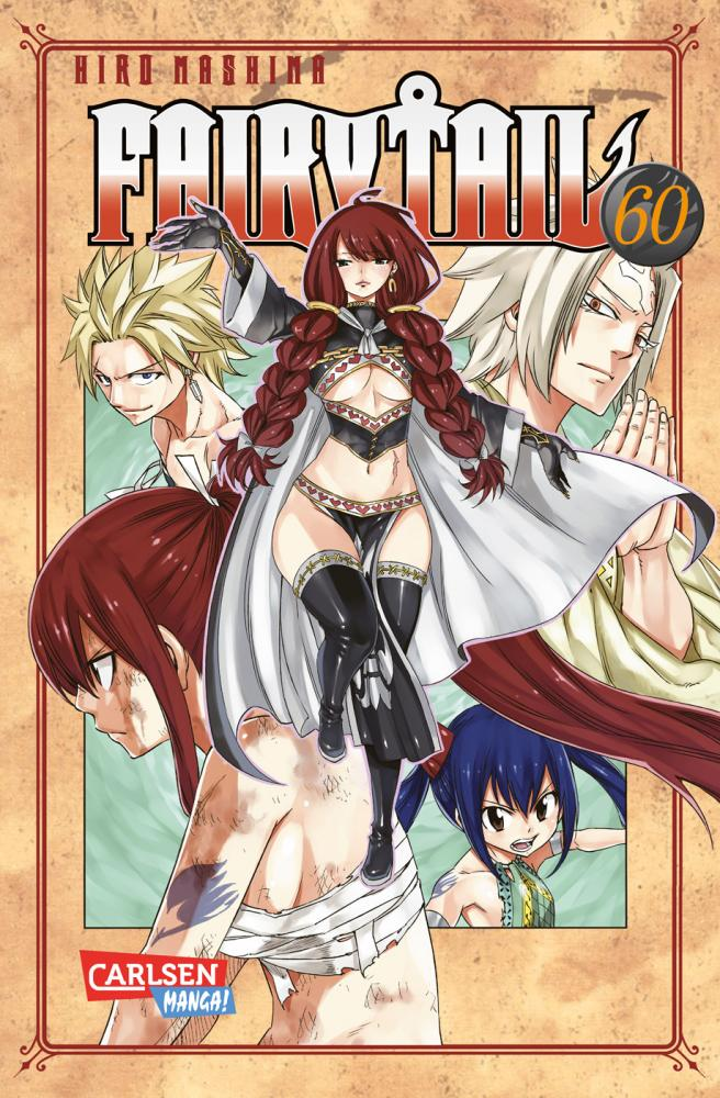 Fairy Tail Band 60