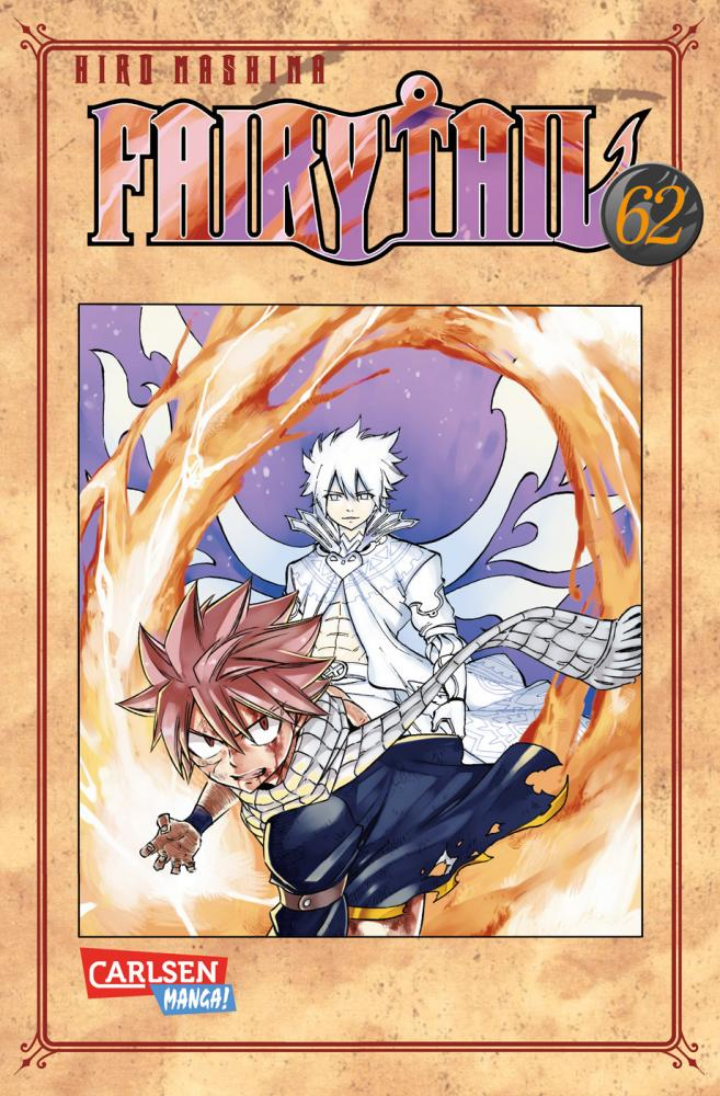 Fairy Tail Band 62
