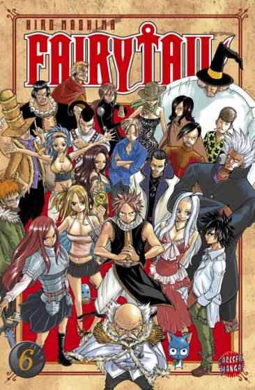 Fairy Tail Band 6