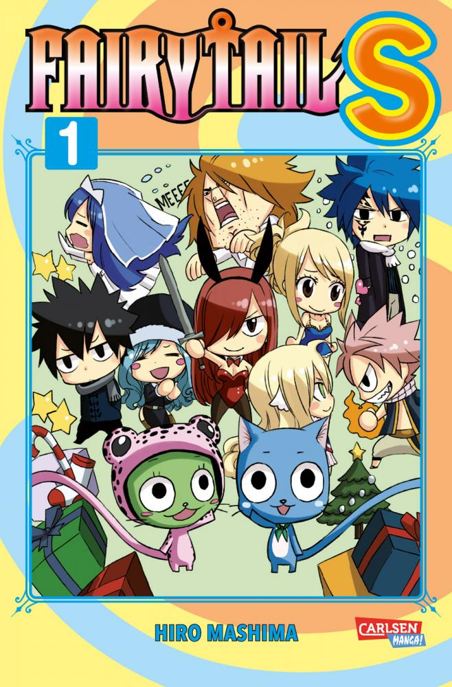 Fairy Tail S Band 1