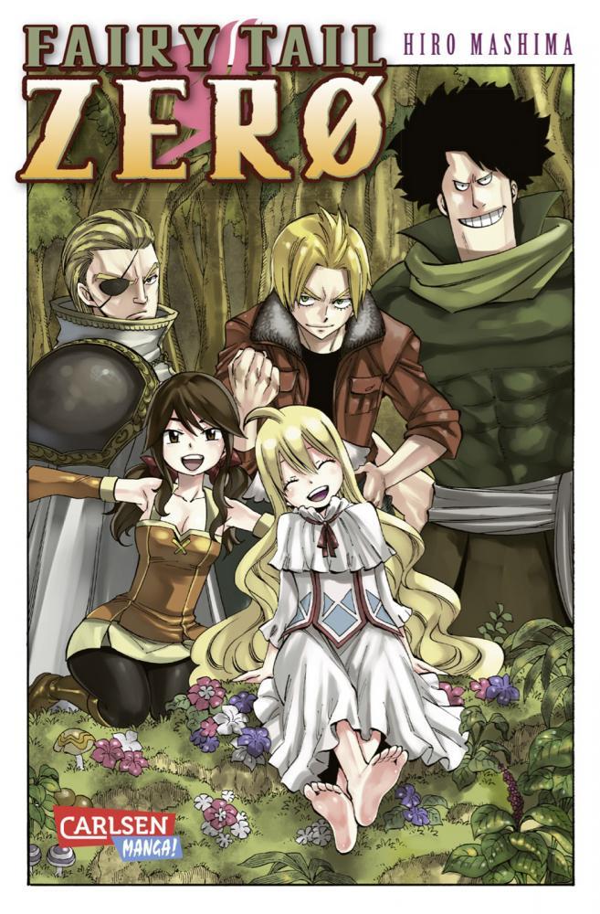 Fairy Tail Fairy Tale Zero