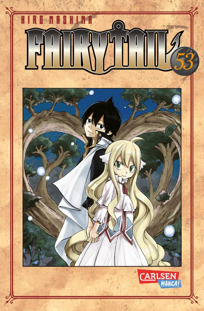 Fairy Tail Band 53