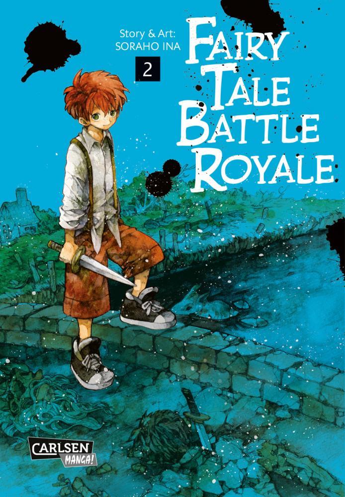Fairy Tale Battle Royale Band 2