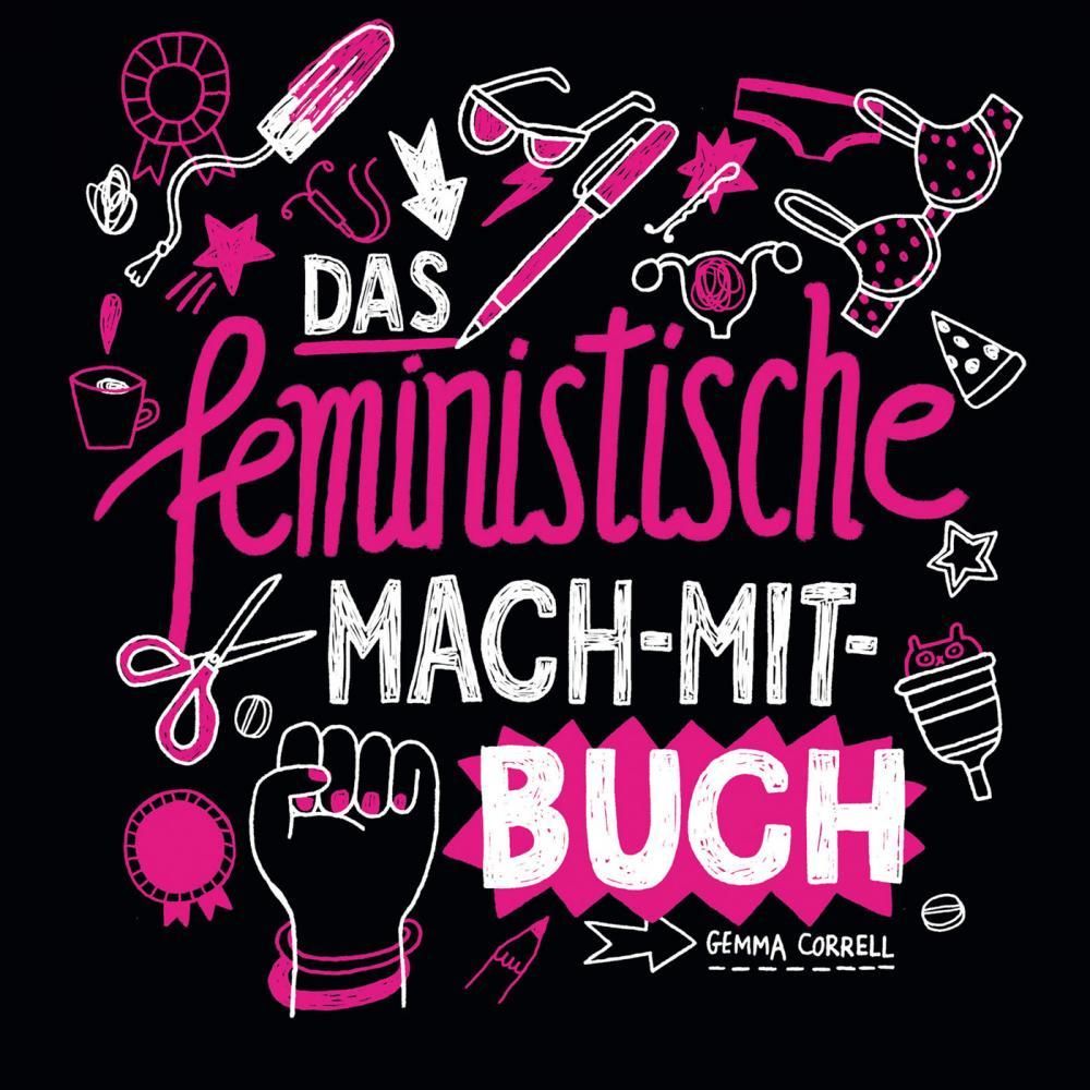 feministische Mach-Mit-Buch