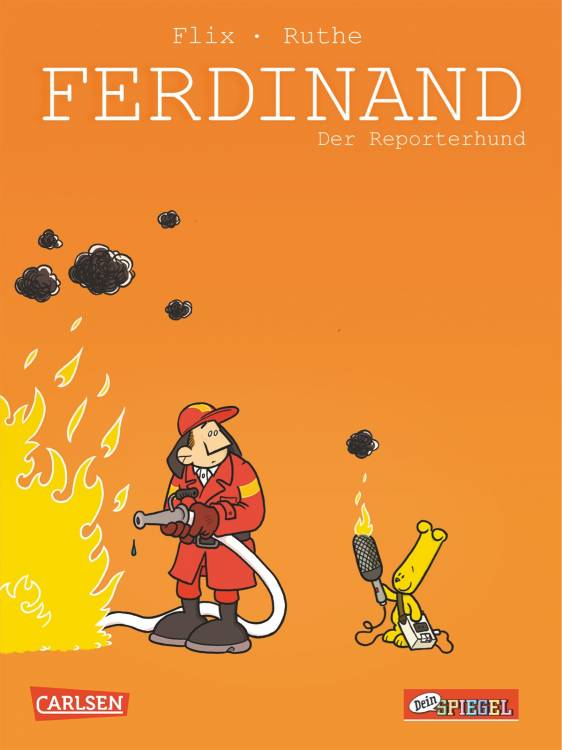 Ferdinand -  Der Reporterhund Band 1