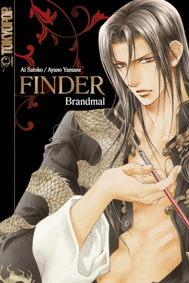 Finder: Brandmal (Roman)