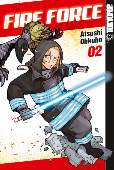 Fire Force Band 2