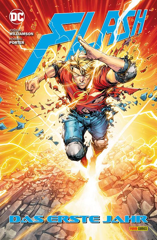 Flash: Das erste Jahr Softcover