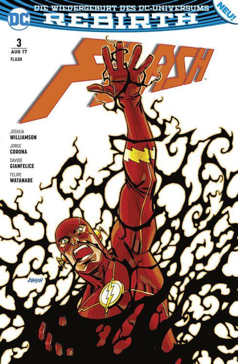 Flash (Rebirth) 3: Im Bann der Finsternis