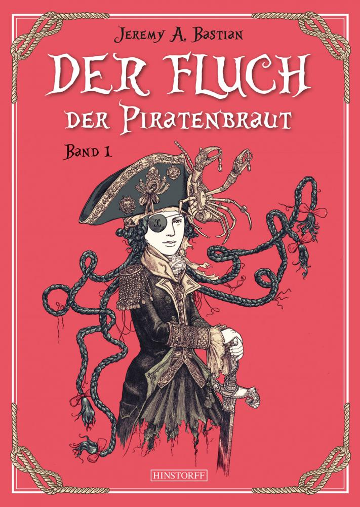Fluch der Piratenbraut Band 1