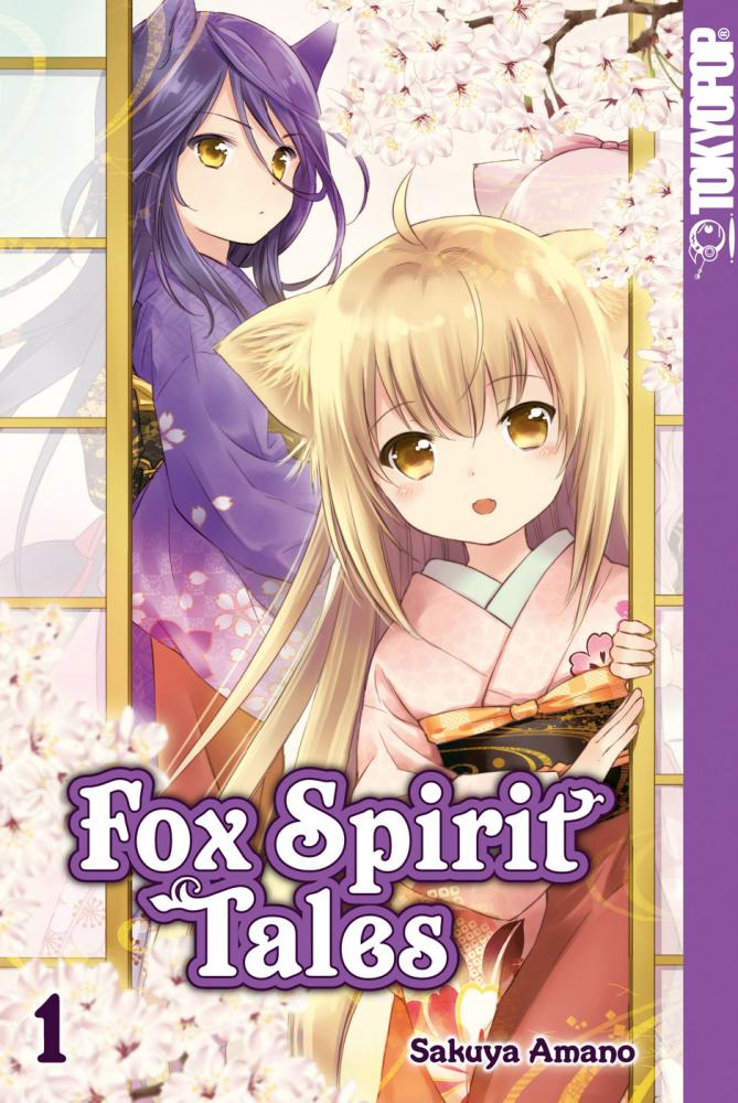 Fox Spirit Tales Band 1