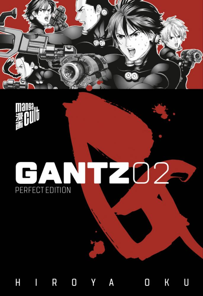 Gantz Band 2