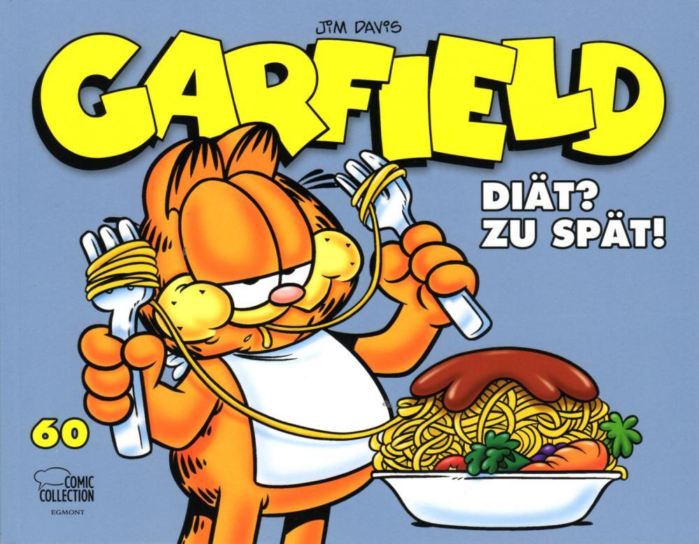 Garfield (Softcover) 60: Diät? Zu spät!