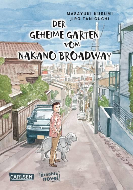 geheime Garten vom Nakano Broadway