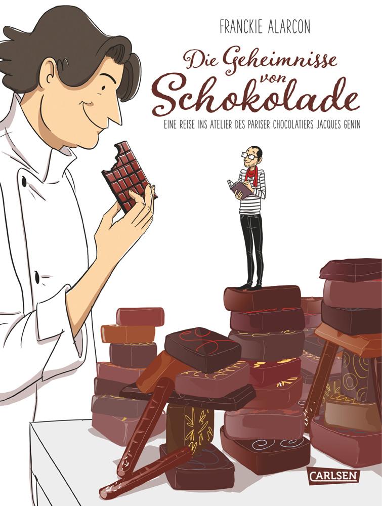 Geheimnisse von Schokolade