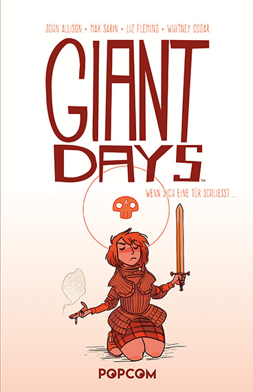Giant Days 5: Wenn sich eine Tür schließt...