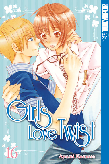 Girls Love Twist Band 16