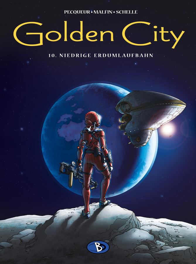 Golden City 10: Niedrige Erdumlaufbahn