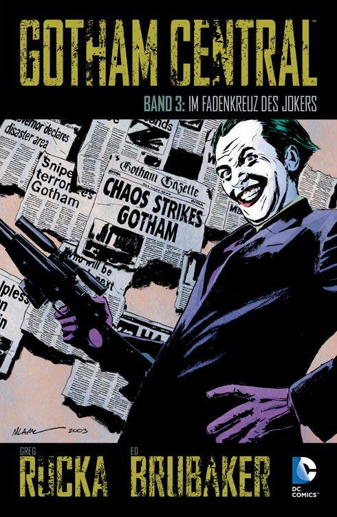 Gotham Central 3: Im Fadenkreuz des Jokers (Softcover)
