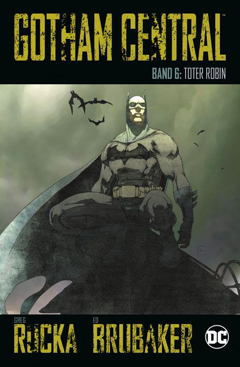 Gotham Central 6: Toter Robin (Softcover)