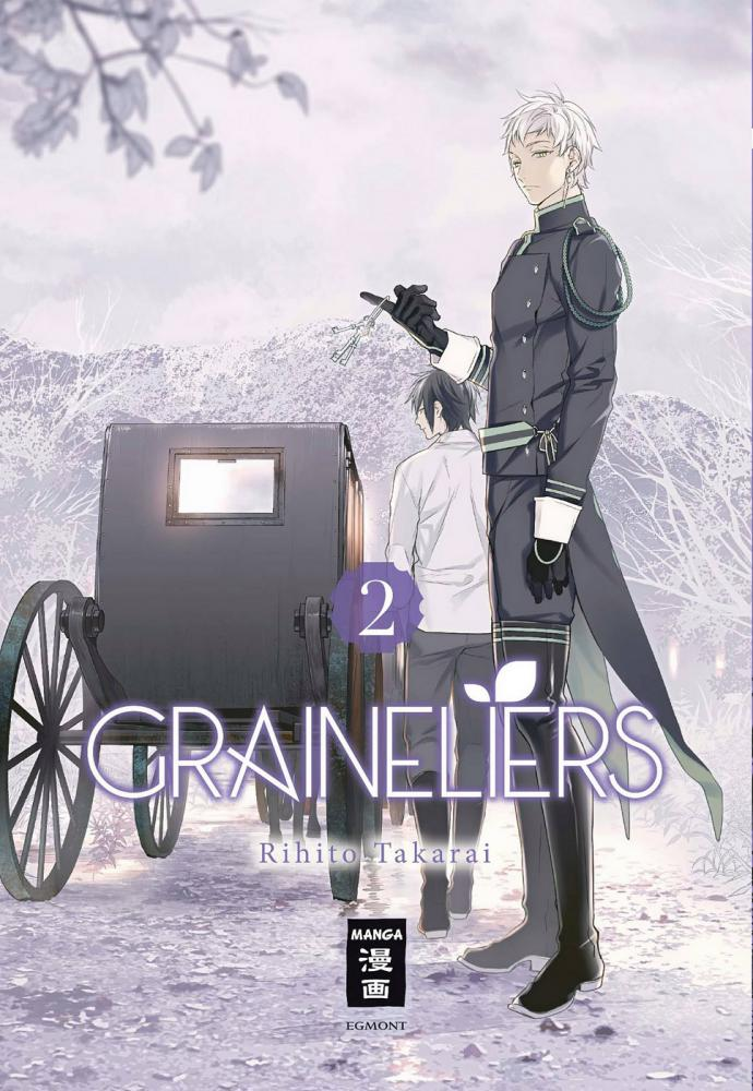 Graineliers Band 2