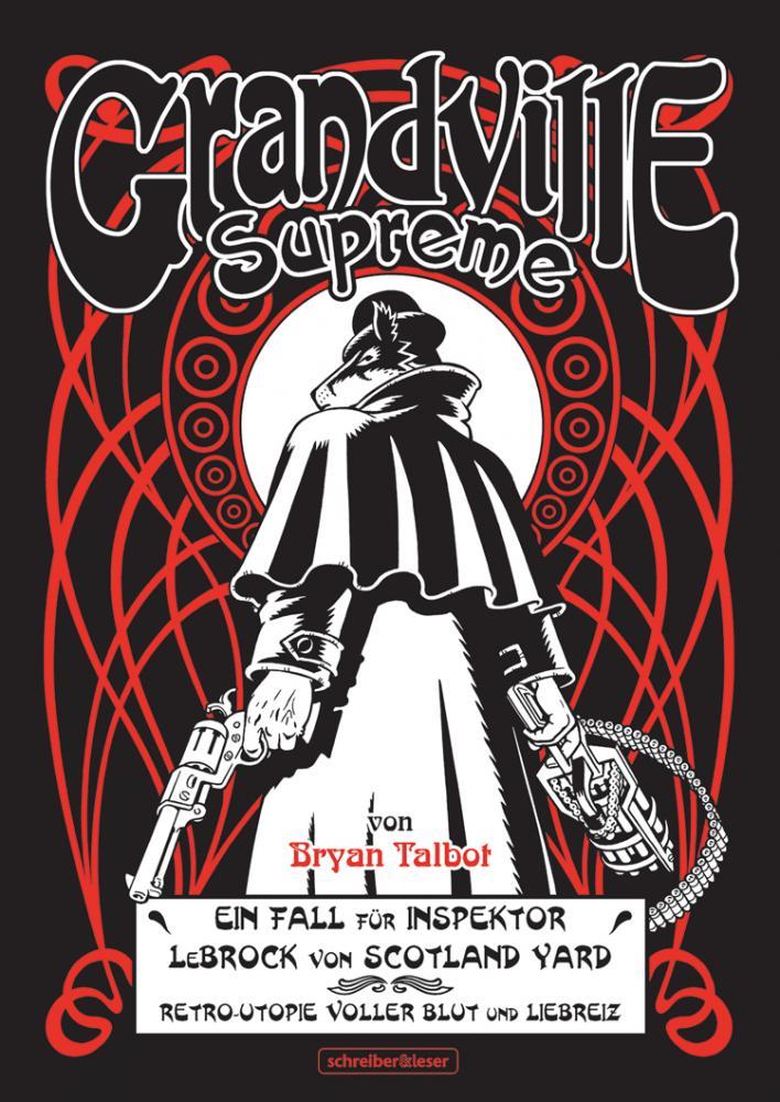 Grandville 5: Supreme