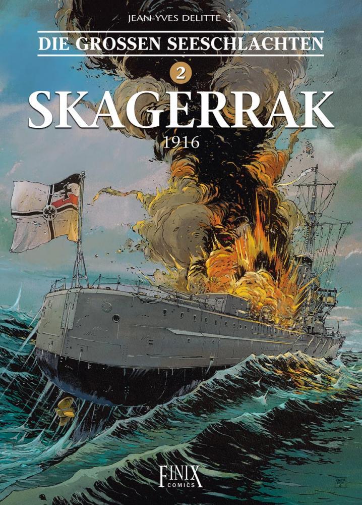 Großen Seeschlachten 2: Skagerrak - 1916