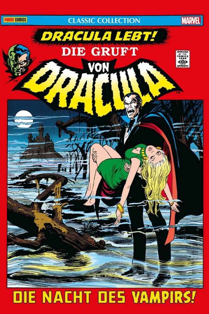 Gruft von Dracula (Classic Collection) 1: Die Nacht des Vampirs!