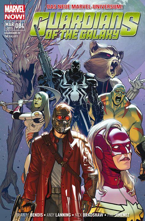 Guardians of the Galaxy 4: Verraten und verkauft