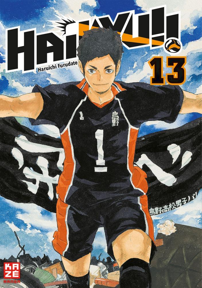 Haikyu!! Band 13