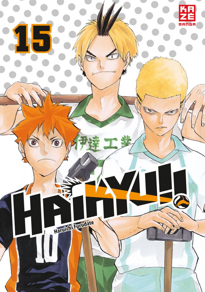 Haikyu!! Band 15