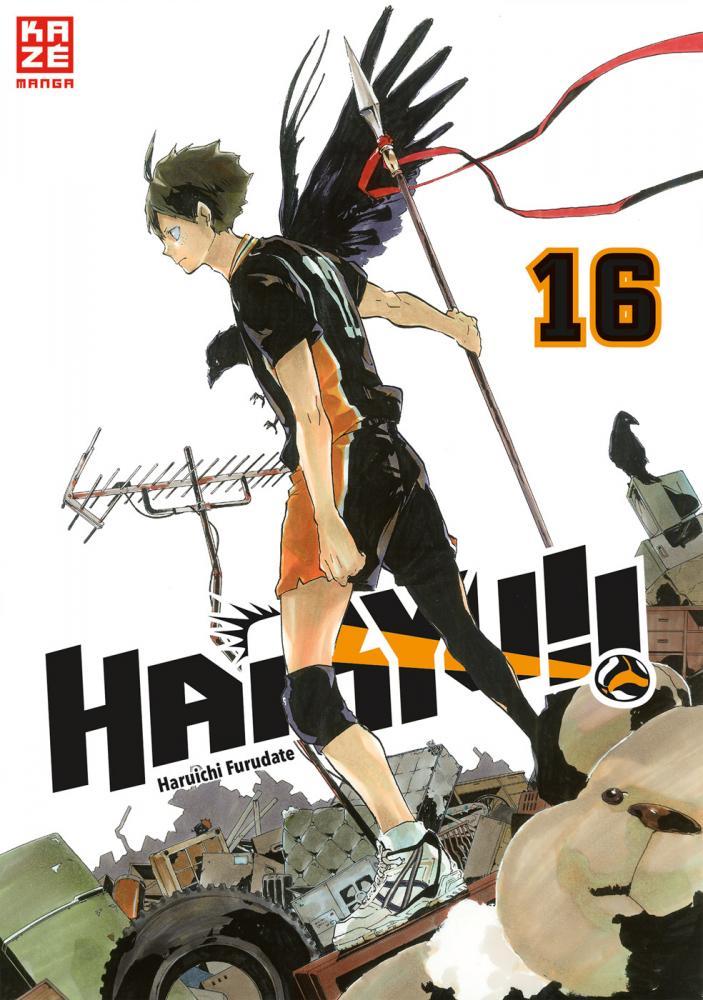 Haikyu!! Band 16