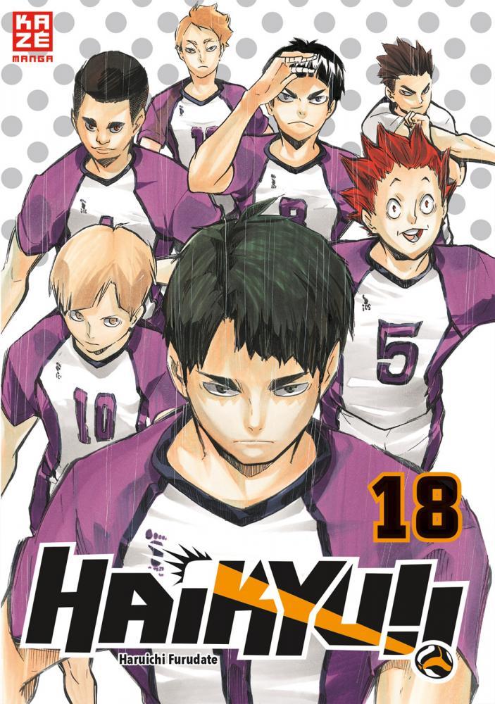 Haikyu!! Band 18