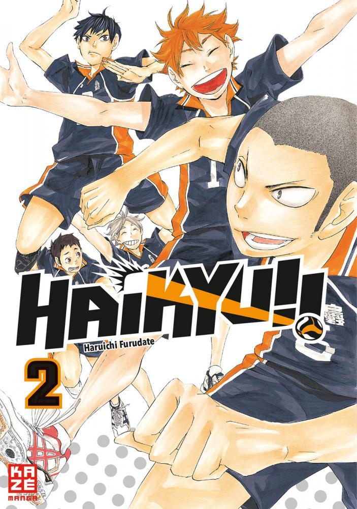Haikyu!! Band 2