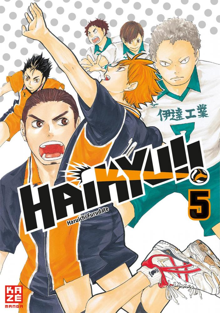 Haikyu!! Band 5
