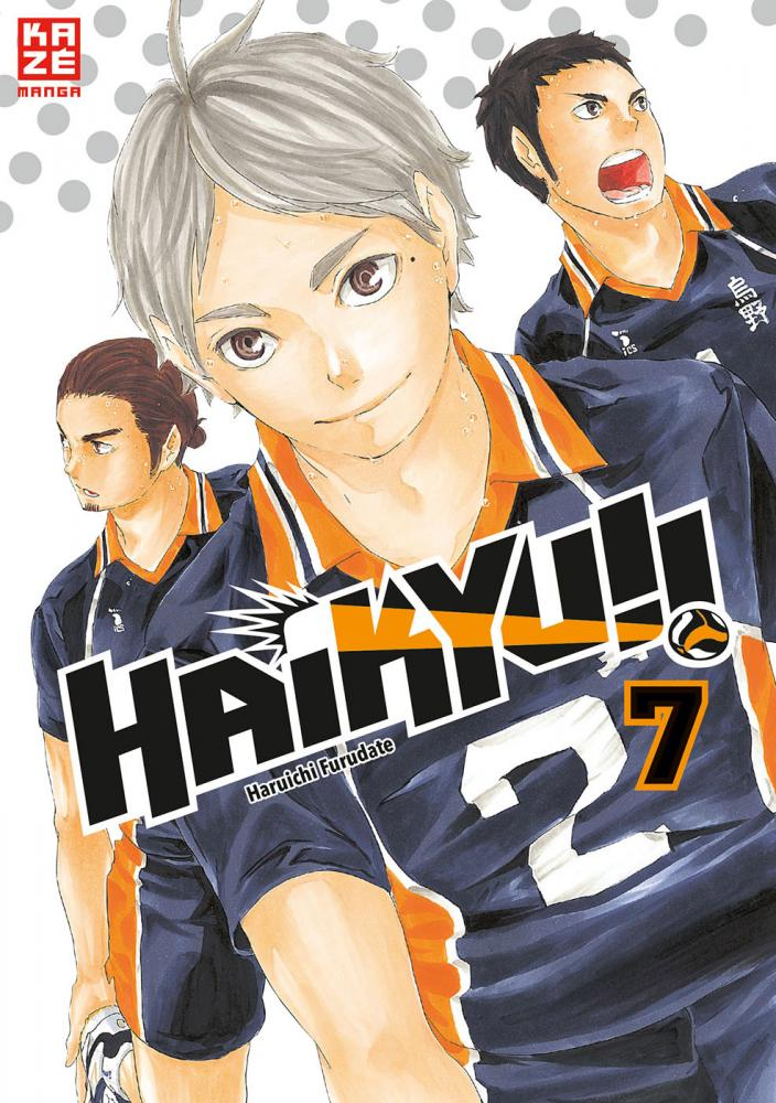 Haikyu!! Band 7