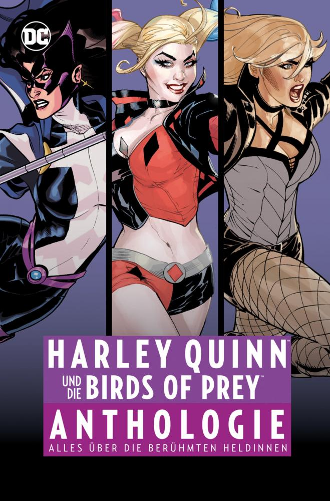 Harley Quinn und die Birds of Prey Anthologie