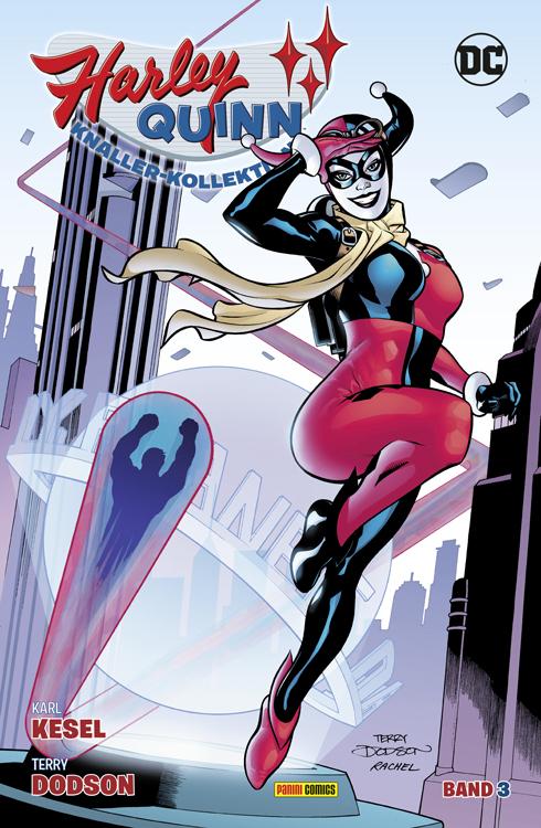 Harley Quinn: Knaller-Kollektion Band 3