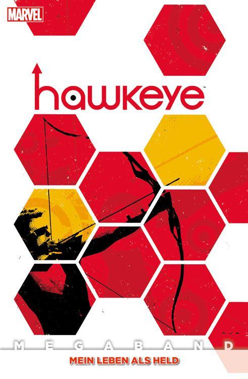 Hawkeye Megaband 2: Mein Leben als Held