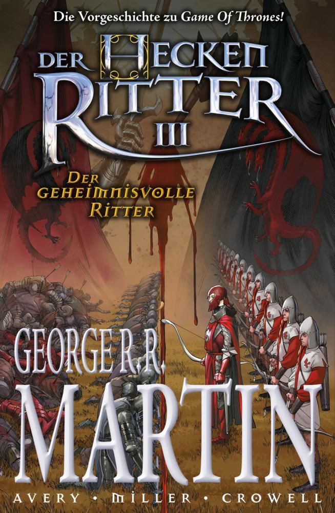 Heckenritter 3: Der geheimnisvolle Ritter (Softcover)