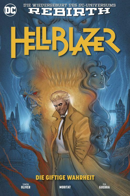 Hellblazer (Rebirth) 1: Die giftige Wahrheit