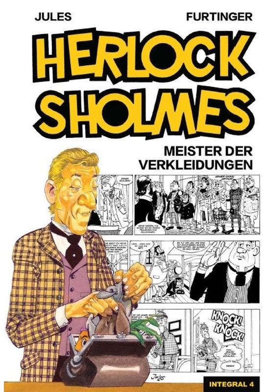 Herlock Sholmes - Meister der Verkleidungen Integral 4