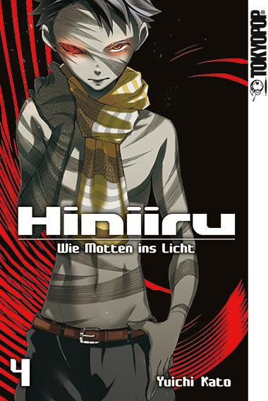 Hiniiru – Wie Motten ins Licht Band 4