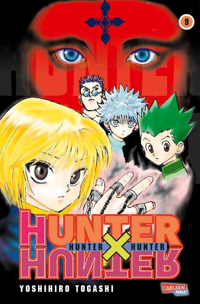 Hunter X Hunter Band 9