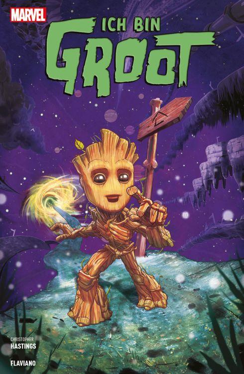Ich bin Groot