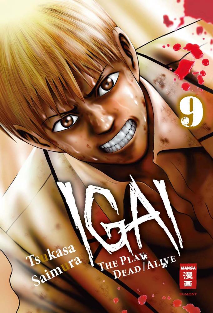 Igai – The Play Dead/Alive Band 9