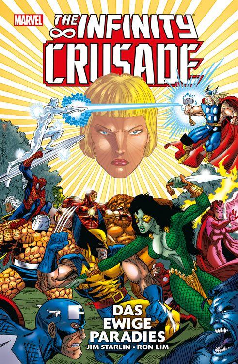 Infinity Crusade- Das ewige Paradies