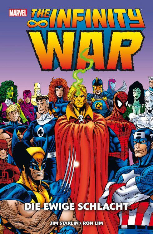 Infinity War- Die ewige Schlacht
